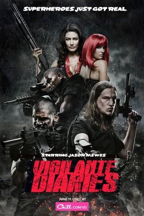 """""""Vigilante Diaries"""" - Movie Poster (thumbnail)"""