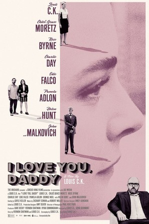 I Love You, Daddy - Movie Poster (thumbnail)