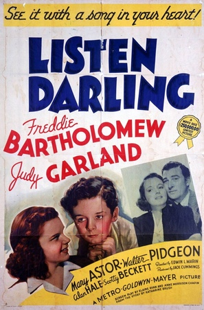 Listen, Darling - Movie Poster (thumbnail)