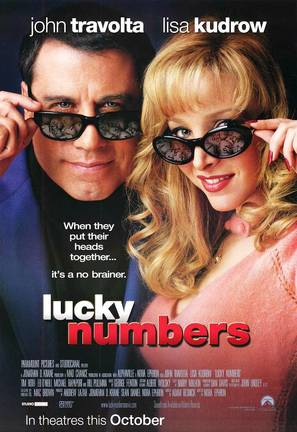 Lucky Numbers - Movie Poster (thumbnail)