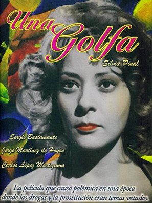 Una golfa - Mexican Movie Cover (thumbnail)