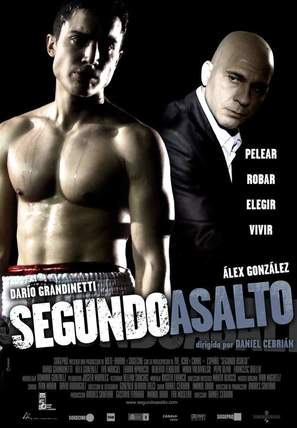 Segundo asalto - Spanish Movie Poster (thumbnail)
