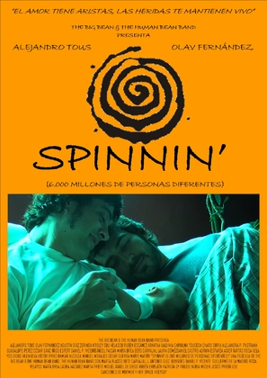 Spinnin' - Spanish Movie Poster (thumbnail)