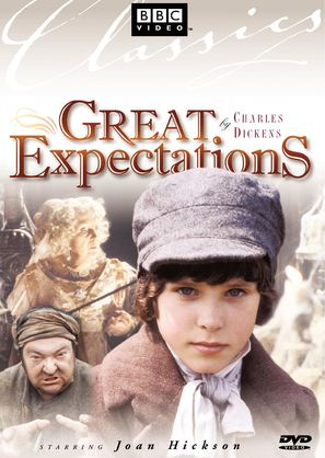 """Great Expectations"" - DVD movie cover (thumbnail)"