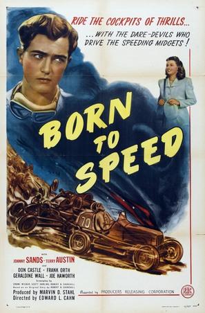 Born to Speed - Movie Poster (thumbnail)