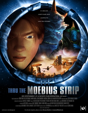 Thru the Moebius Strip - poster (thumbnail)