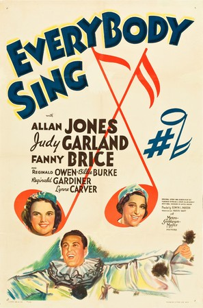 Everybody Sing - Movie Poster (thumbnail)