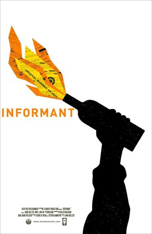 Informant - Movie Poster (thumbnail)