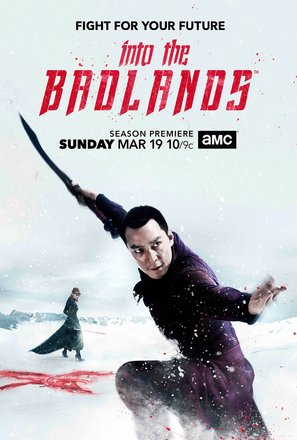 """Into the Badlands"" - Movie Poster (thumbnail)"