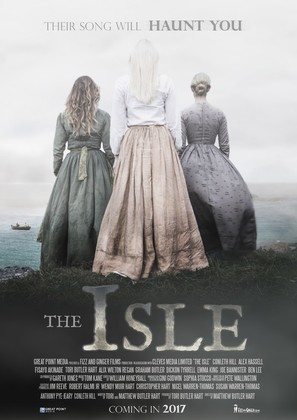 The Isle - British Movie Poster (thumbnail)