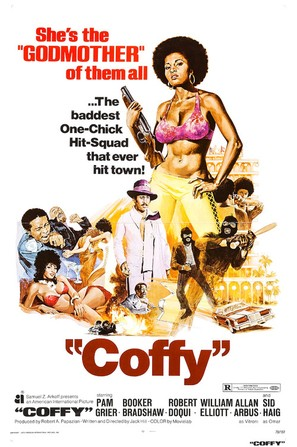 Coffy - Movie Poster (thumbnail)