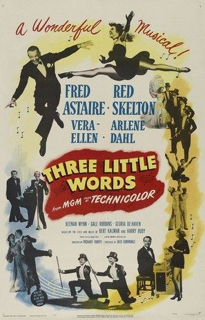 Three Little Words - Movie Poster (thumbnail)