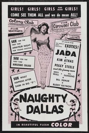 Naughty Dallas - Movie Poster (thumbnail)