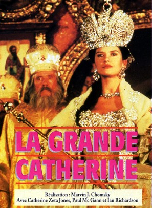 Catherine the Great - French Movie Cover (thumbnail)
