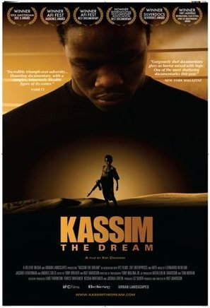 Kassim the Dream - Movie Poster (thumbnail)