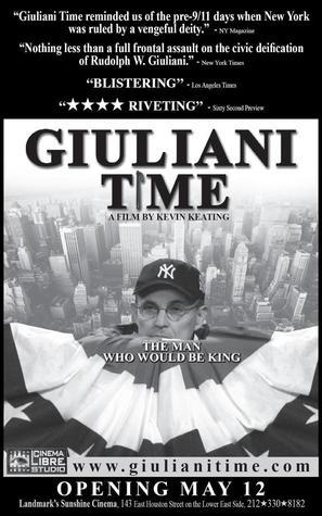 Giuliani Time - poster (thumbnail)