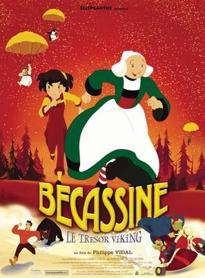 Bécassine - Le trésor viking - French Movie Poster (thumbnail)