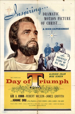 Day of Triumph - Movie Poster (thumbnail)