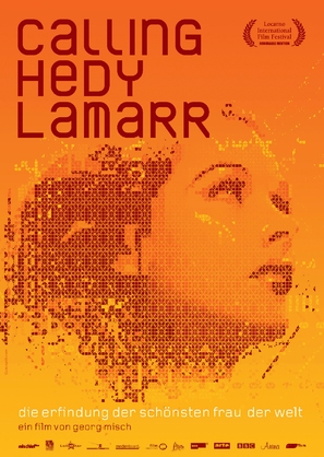 Calling Hedy Lamarr - German Movie Poster (thumbnail)