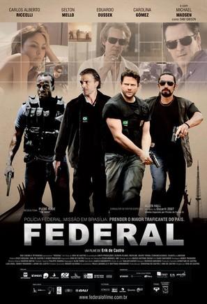 Federal - Brazilian Movie Poster (thumbnail)