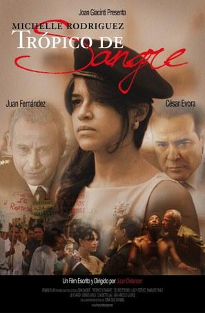 Tropico de Sangre - Spanish Movie Poster (thumbnail)