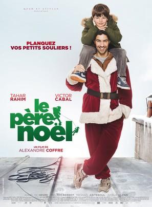 Le père Noël - French Movie Poster (thumbnail)