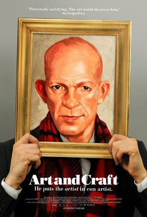 Art and Craft - Movie Poster (thumbnail)