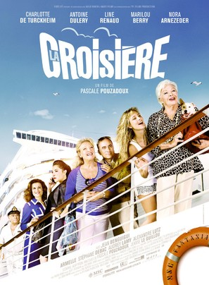 La croisière - French Movie Poster (thumbnail)
