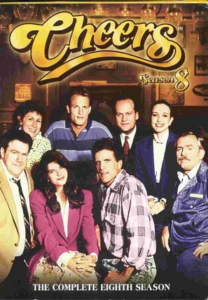 """Cheers"" - DVD movie cover (thumbnail)"