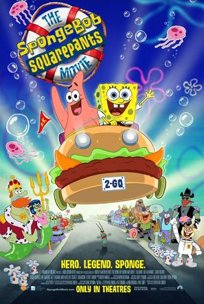 Spongebob Squarepants - Movie Poster (thumbnail)