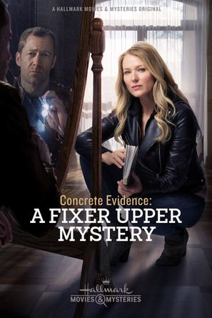 Concrete Evidence: A Fixer Upper Mystery - Movie Poster (thumbnail)