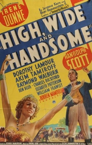 High, Wide, and Handsome - Movie Poster (thumbnail)