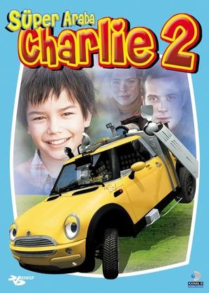 Das total verrückte Wunderauto - Turkish Movie Cover (thumbnail)