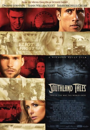 Southland Tales - Movie Poster (thumbnail)
