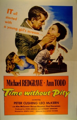 Time Without Pity - Movie Poster (thumbnail)