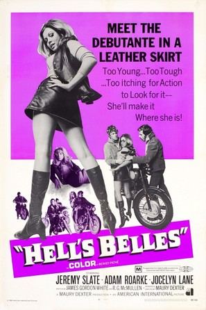 Hell's Belles - Movie Poster (thumbnail)