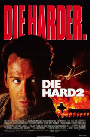 Die Hard 2 - Movie Poster (thumbnail)
