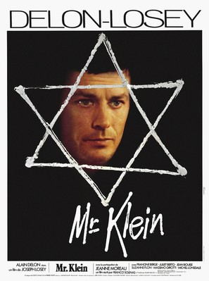 Monsieur Klein - French Movie Poster (thumbnail)