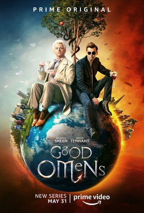 Good Omens - Movie Poster (thumbnail)