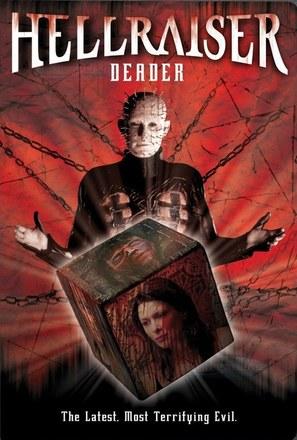 Hellraiser: Deader - DVD cover (thumbnail)