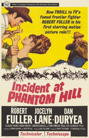 Incident at Phantom Hill - Movie Poster (thumbnail)