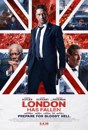 London Has Fallen - Movie Poster (thumbnail)