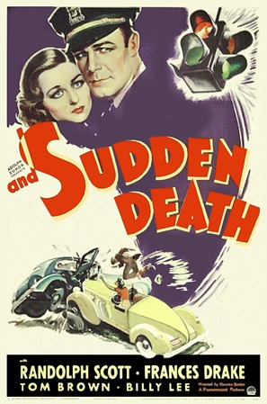 And Sudden Death - Movie Poster (thumbnail)