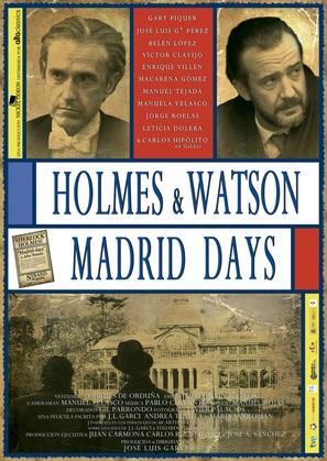 Holmes. Madrid suite 1890