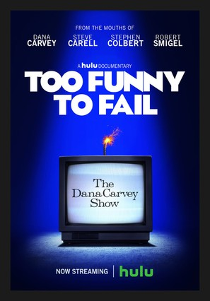 Too Funny to Fail: The Life & Death of The Dana Carvey Show - Movie Poster (thumbnail)