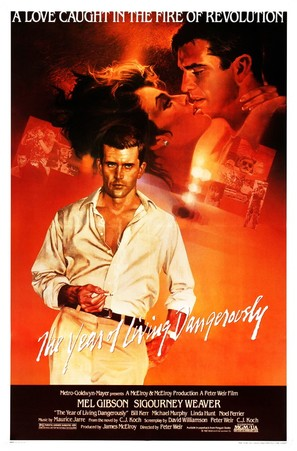 The Year of Living Dangerously - Movie Poster (thumbnail)