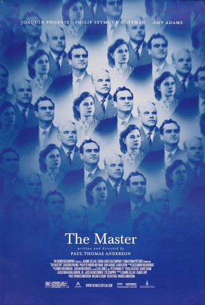 The Master - Movie Poster (thumbnail)