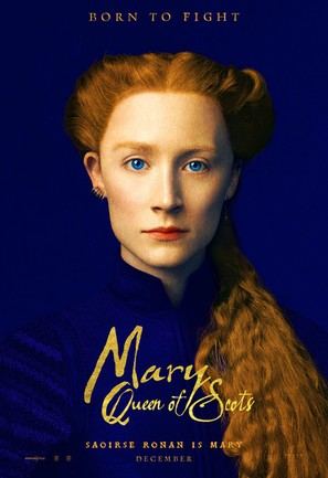 Mary Queen of Scots - British Movie Poster (thumbnail)