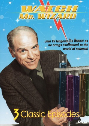 """""""Watch Mr. Wizard"""" - DVD cover (thumbnail)"""