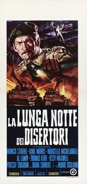 I sette di Marsa Matruh - Italian Movie Poster (thumbnail)